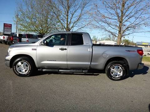 2008 Toyota Tundra for sale at Platinum Auto World in Fredericksburg VA