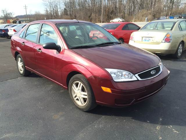 2006 Ford Focus for sale at Albi Auto Sales LLC in Louisville KY
