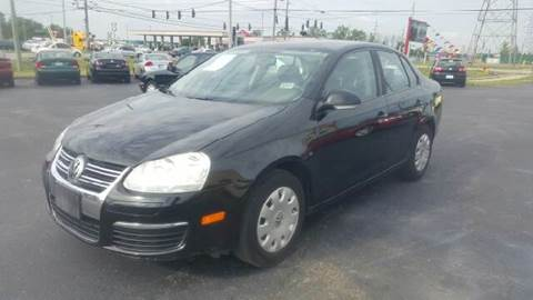 2006 Volkswagen Jetta for sale at Albi Auto Sales LLC in Louisville KY