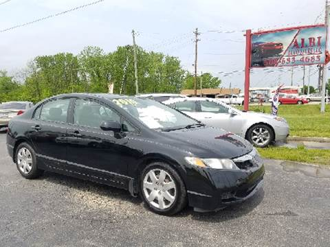 2010 Honda Civic for sale at Albi Auto Sales LLC in Louisville KY