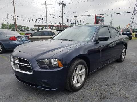 2012 Dodge Charger for sale at Albi Auto Sales LLC in Louisville KY