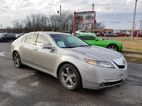 2009 Acura TL for sale at Albi Auto Sales LLC in Louisville KY