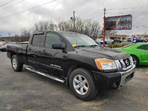 2008 Nissan Titan for sale at Albi Auto Sales LLC in Louisville KY