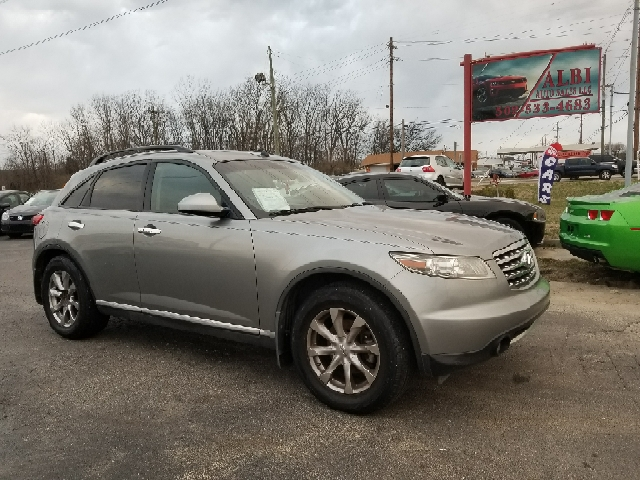 2007 Infiniti FX35 for sale at Albi Auto Sales LLC in Louisville KY