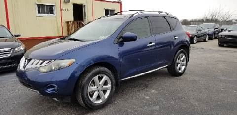 2009 Nissan Murano for sale at Albi Auto Sales LLC in Louisville KY