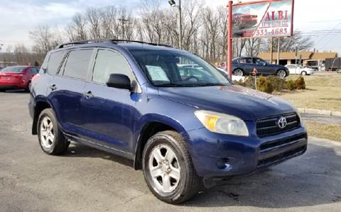2006 Toyota RAV4 for sale at Albi Auto Sales LLC in Louisville KY