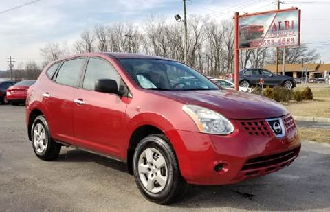 2010 Nissan Rogue for sale at Albi Auto Sales LLC in Louisville KY