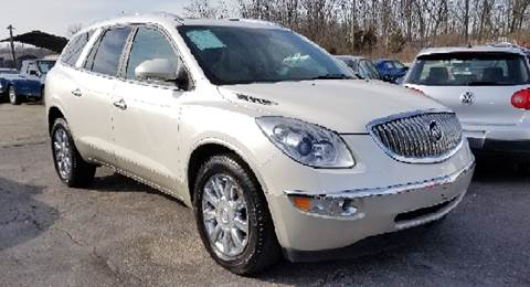 2011 Buick Enclave for sale at Albi Auto Sales LLC in Louisville KY
