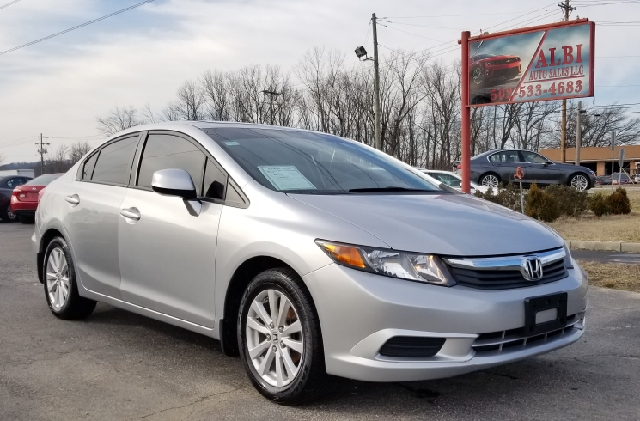 2012 Honda Civic for sale at Albi Auto Sales LLC in Louisville KY
