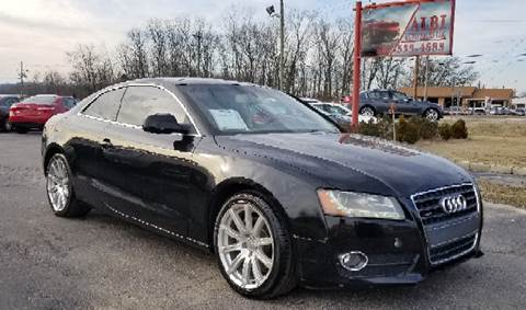 2011 Audi A5 for sale at Albi Auto Sales LLC in Louisville KY