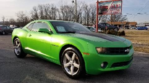 2010 Chevrolet Camaro for sale at Albi Auto Sales LLC in Louisville KY