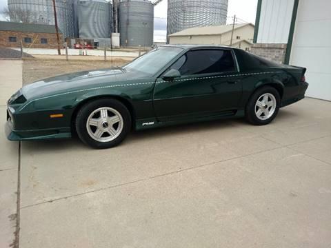 Used 1992 Chevrolet Camaro For Sale Carsforsalecom