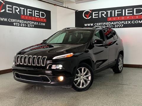2018 Jeep Cherokee for sale in Carrollton, nul