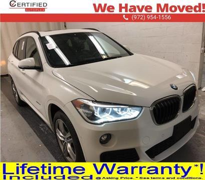 2016 BMW X1 for sale in Dallas, TX