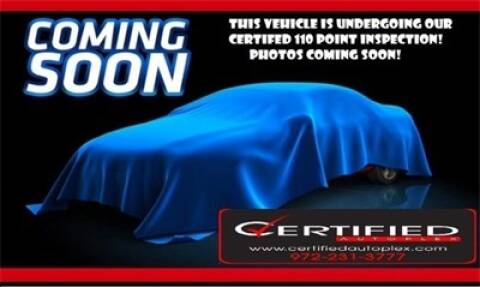 2017 Volkswagen Passat for sale at CERTIFIED AUTOPLEX INC in Dallas TX