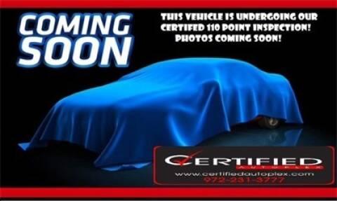 2020 Hyundai Tucson for sale at CERTIFIED AUTOPLEX INC in Dallas TX