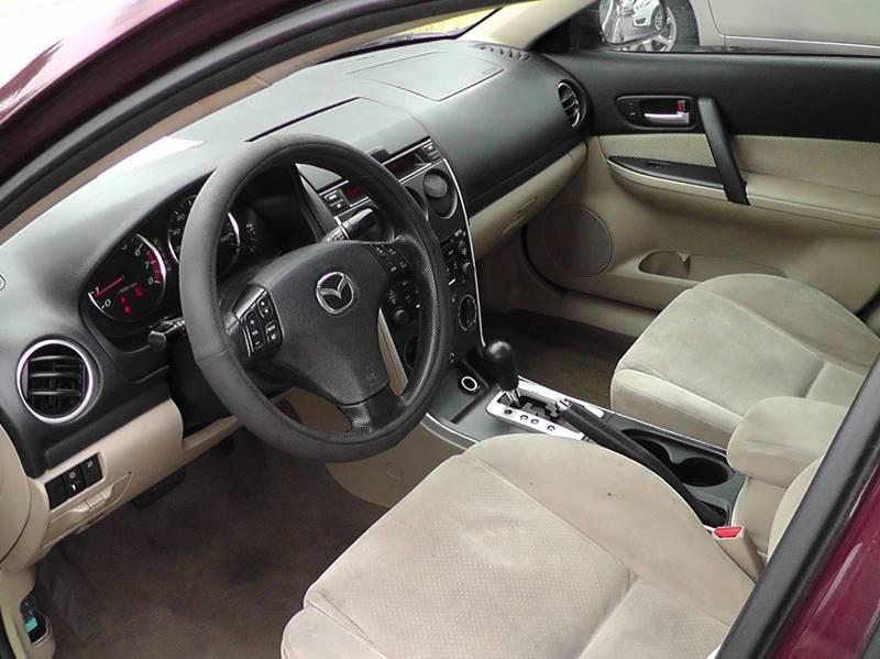 2007 Mazda MAZDA6 i Grand Touring 4dr Sedan (2.3L I4 5A) - Pomona CA