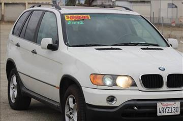 2001 BMW X5