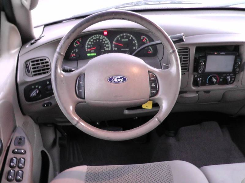 2003 Ford F-150 4dr SuperCrew King Ranch Rwd Styleside SB - Pomona CA