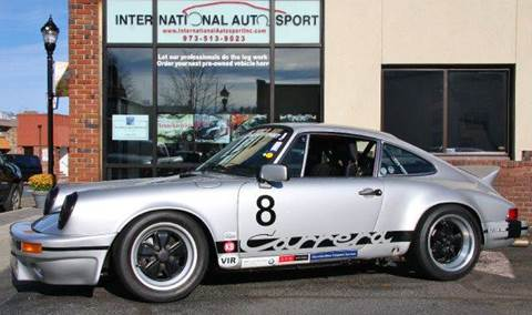 1980 Porsche 911 for sale at INTERNATIONAL AUTOSPORT INC in Pompton Lakes NJ