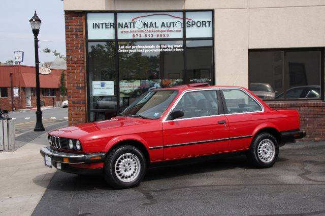 1986 BMW 3 Series for sale at INTERNATIONAL AUTOSPORT INC in Pompton Lakes NJ