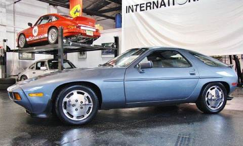 1984 Porsche 928 for sale at INTERNATIONAL AUTOSPORT INC in Pompton Lakes NJ