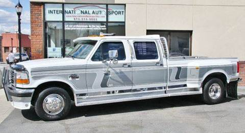 1994 Ford F-350 for sale at INTERNATIONAL AUTOSPORT INC in Pompton Lakes NJ
