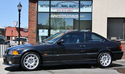 1997 BMW M3 for sale at INTERNATIONAL AUTOSPORT INC in Pompton Lakes NJ