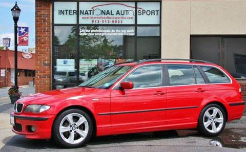 2004 BMW 3 Series for sale at INTERNATIONAL AUTOSPORT INC in Pompton Lakes NJ