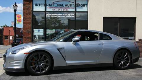2014 Nissan GT-R for sale at INTERNATIONAL AUTOSPORT INC in Pompton Lakes NJ
