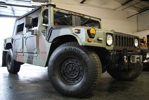 1996 HUMMER H1 for sale at INTERNATIONAL AUTOSPORT INC in Pompton Lakes NJ