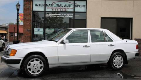 1993 Mercedes-Benz 300-Class for sale at INTERNATIONAL AUTOSPORT INC in Pompton Lakes NJ
