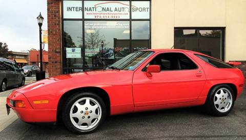 1991 Porsche 928 for sale at INTERNATIONAL AUTOSPORT INC in Pompton Lakes NJ