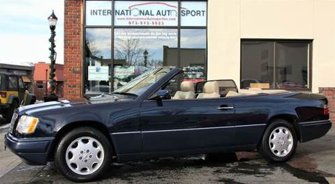 1994 Mercedes-Benz E-Class for sale at INTERNATIONAL AUTOSPORT INC in Pompton Lakes NJ