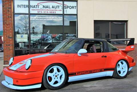 1979 Porsche 911 for sale at INTERNATIONAL AUTOSPORT INC in Pompton Lakes NJ