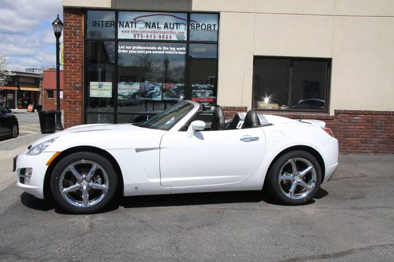 Charming 2008 Saturn Sky Red Line Used Cars In Pompton Lakes, NJ 07442