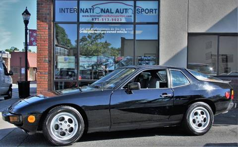 1987 Porsche 924 for sale at INTERNATIONAL AUTOSPORT INC in Pompton Lakes NJ