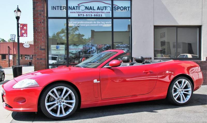 2007 Jaguar XK Series XK 2dr Convertible   Pompton Lakes NJ