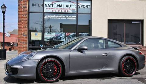 2012 Porsche 911 for sale in Pompton Lakes, NJ