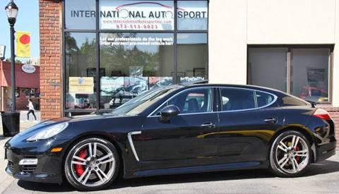 2011 Porsche Panamera for sale in Pompton Lakes, NJ