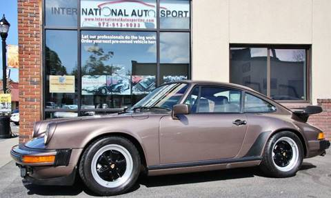 1983 Porsche 911 for sale in Pompton Lakes, NJ