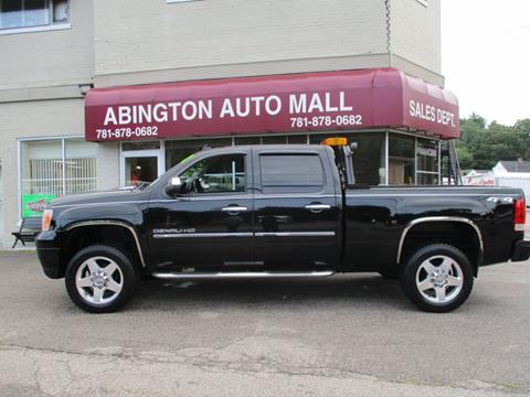 2012 GMC Sierra 2500HD for sale in Abington, MA