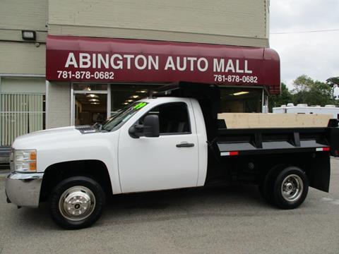 2009 Chevrolet Silverado 3500HD CC for sale in Abington, MA