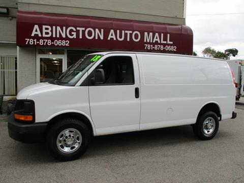 2013 Chevrolet Express Cargo for sale in Abington, MA