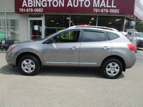 2015 Nissan Rogue Select for sale at Abington Auto Mall LLC in Abington MA