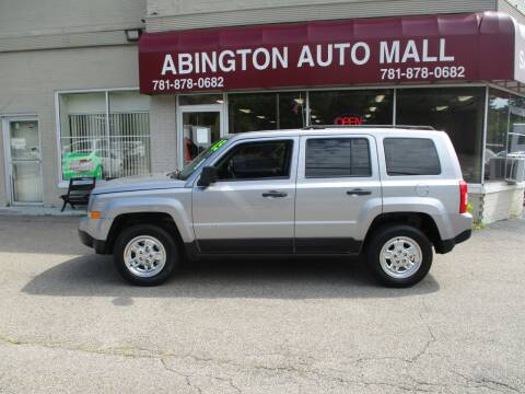 2015 Jeep Patriot for sale at Abington Auto Mall LLC in Abington MA