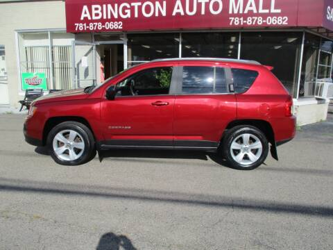 2013 Jeep Compass for sale at Abington Auto Mall LLC in Abington MA