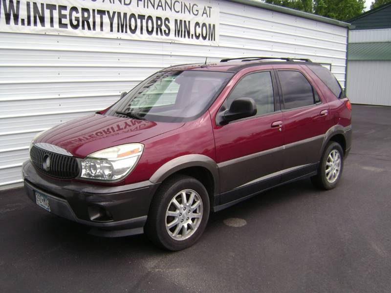2005 Buick Rendezvous CX 4dr SUV - Motley MN