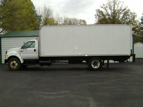 2005 Ford F-750 for sale in Motley, MN