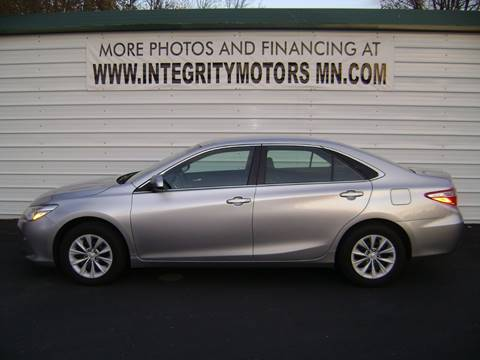 2015 Toyota Camry for sale in Motley, MN